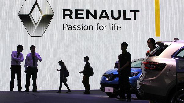 Wirbel in Frankreich: Stehen vier Renault-Fabriken vor dem Aus?