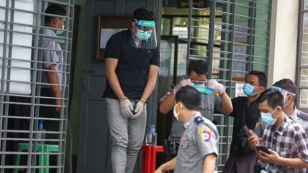Karantina süreci biten David Lah tutuklandı