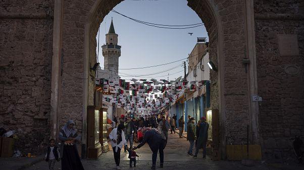 Libya'nın başkenti Trablus
