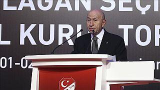 TFF Başkanı Özdemir