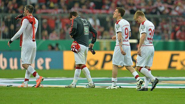 Kaiserslautern's players
