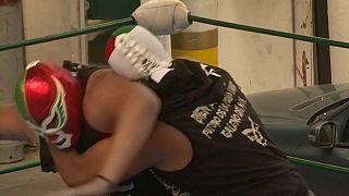 Malos tiempos también para la lucha libre mexicana