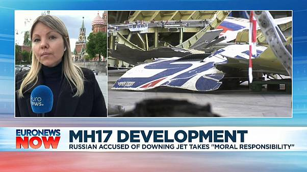 Malaysia Airlines Flight 17: Former Russian spy takes 'moral responsibility' for downing of plane