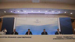 GREEK MINISTERS