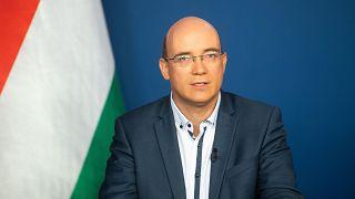Maruzsa Zoltán államtitkár