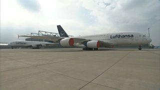 Acordo à vista entre governo alemão e a Lufthansa