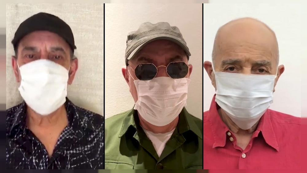 Mazhar-Fuat-Özkan'dan Covid-19 için mesaj: 'Maske Tak' | Euronews