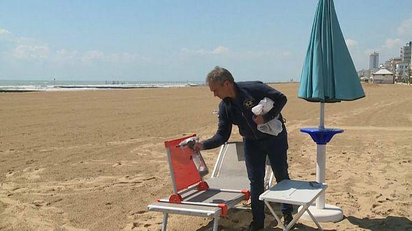 En Europe, une saison touristique abordée en ordre dispersé