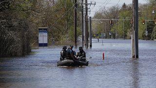 Michigan: cedono le dighe, evacuati in 10.000