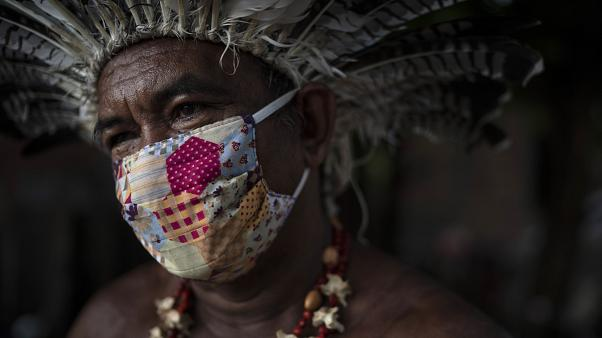 Amazon yerlileri virüs tehdidi altında