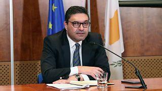 Ο Υπουργός Οικονομικών της Κύπρου, Κωνσταντίνος Πετρίδης