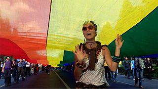رژه دگرباشان جنسی در بوداپست