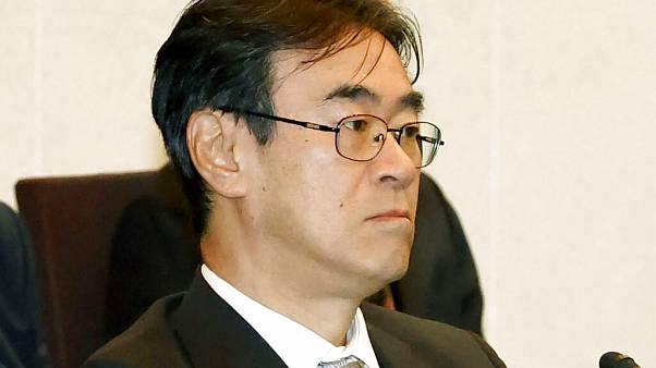 Sadayuki Goto/Kyodo News via AP