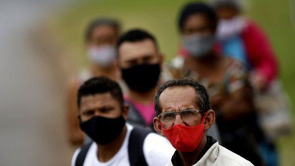 Brasile, cresce rapidamente il numero delle vittime