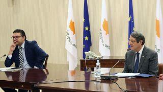 Πρόεδρος Κυπριακής Δημοκρατίας συνάντηση με Συμβούλιο Οικονομίας