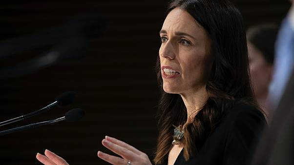 Jacinda Ardern, új-zélandi kormányfő