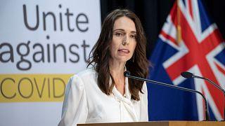 Jacinda Ardern, premier della Nuova Zelanda