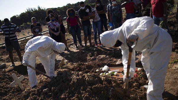Το μεγαλύτερο νεκροταφείο στη Λατινική Αμερική