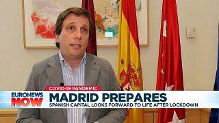 Madrid Mayor José Luis Martínez-Almeida