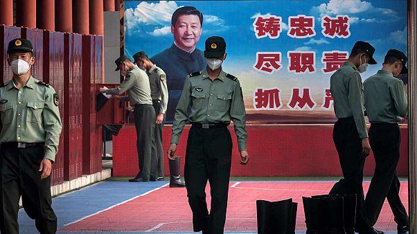 بكين ، 21 مايو 2020
