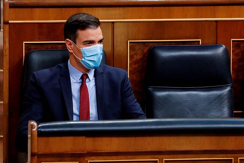 ANDRES BALLESTEROS/AFP