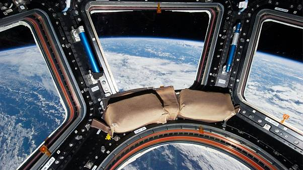 عکس از ایستگاه بین المللی فضایی- ناسا