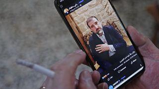 رجل الأعمال السوري وقريب الرئيس بشار الأسد، رامي مخلوف