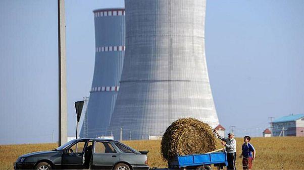 نیروگاه اوستوروتس در بلاروس