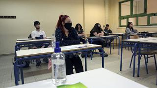 Greece virus outbreak/ file photo schools