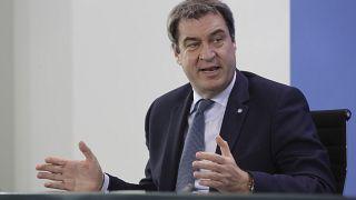 Bayerns Ministerpräsident und CSU-Chef Markus Söder