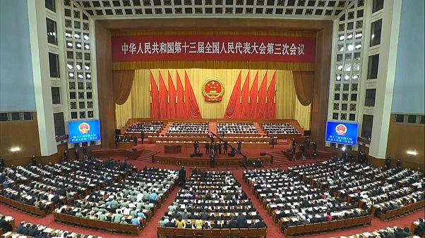 Κίνα: Χωρίς στόχο ανάπτυξης
