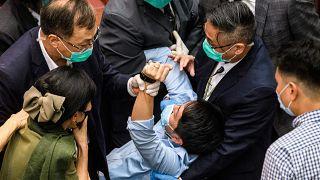 تطاهرات در هنگ کنگ