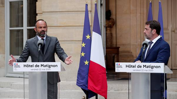 France's Prime Minister Edouard Philippe announced that the second round of elections would take place on June 28.