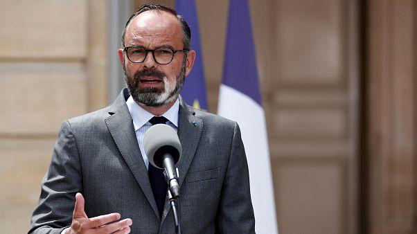 الوزير الأول الفرنسي إدوارد فيلب