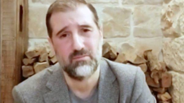 Suriyeli iş insanı Rami Makhlouf