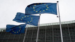 مبنى المفوضية الأوروبية
