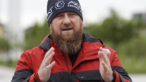الرئيس الشيشاني رمضان قديروف 09/05/2020