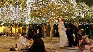 عيد الفطر في السعودية