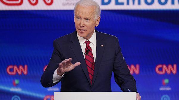 جو بايدن المرشح للانتخابات الرئاسية الأميركية 2020 عن الحزب الديمقراطي