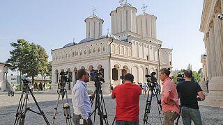 A román ortodox zsinat döntésére vár a sajtó 2017-ben