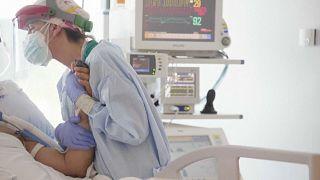 El personal sanitario sufre ahora el golpe postraumático del Covid-19