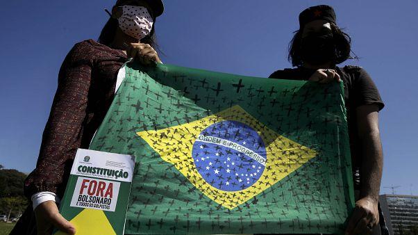 L'Amérique du Sud, nouvel épicentre du coronavirus