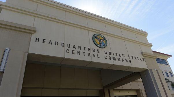 مقر القيادة المركزية الأمريكية في تامبا فلوريدا