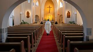 Almanya'da bir kilise