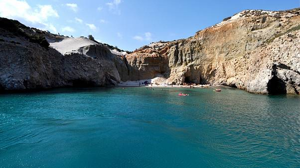 Greece, Milos island