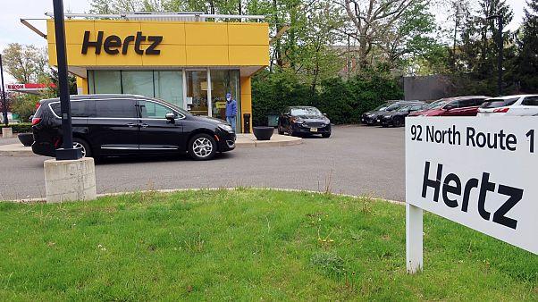 Hertz NY (file photo)