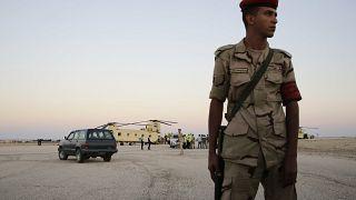 جندي مصري في سيناء- مصر