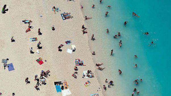 Yunan sahilleri