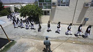 زندانیان طالبان، افغانستان