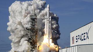 "SpaceX - ""Demo-2"" misyonu"